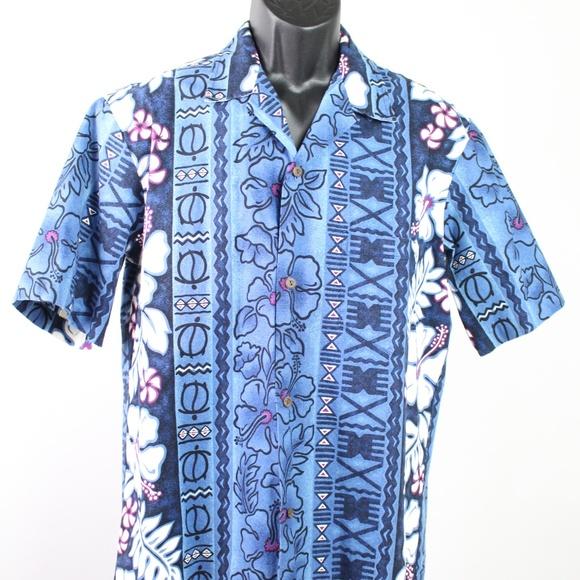 99069b1d Royal Creations Shirts | Mens Hawaiian Camp Shirt Large | Poshmark